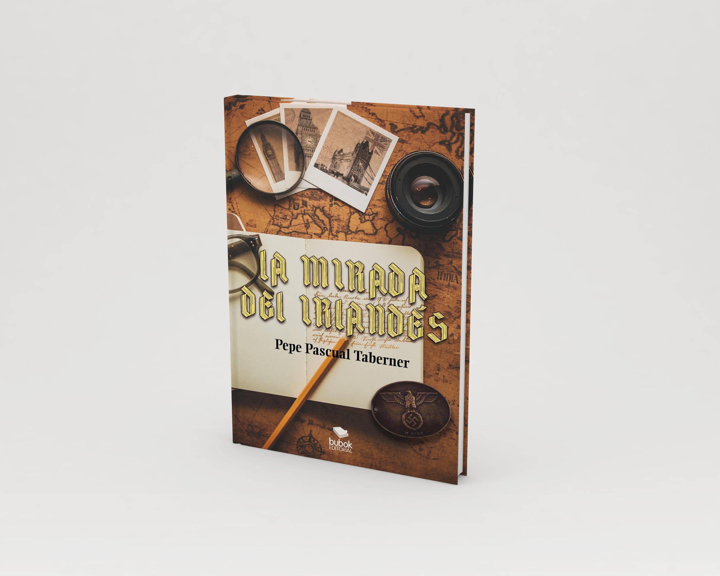 Reseña: «La mirada del irlandés», una novela histórica de espías