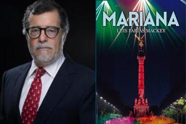 Hablamos con nuestro autor Luis Farías Mackey sobre Mariana