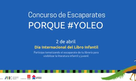 Concurso de Escaparates PORQUE #YOLEO