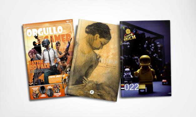 Publicar una revista o cómic en Bubok
