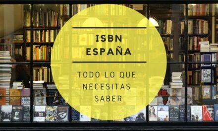 ISBN España: Todo lo que necesitas saber
