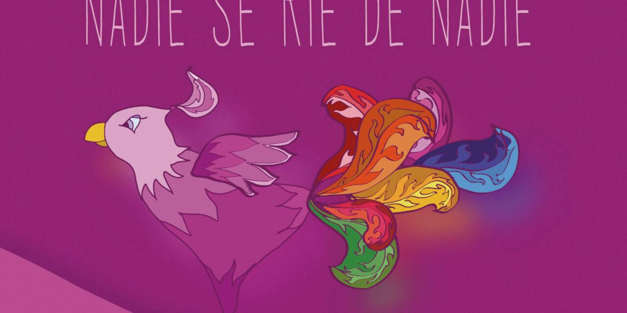 «Nadie se ríe de nadie», libro contra el acoso escolar