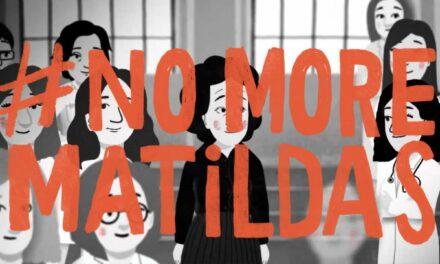 Los editores de contenidos educativos apoyan el movimiento #nomorematildas