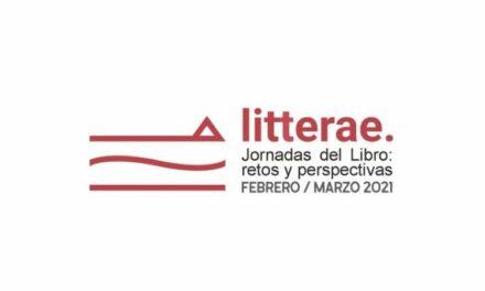 El lunes comienzan las Jornadas del Libro LITTERAE