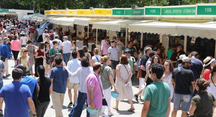 La Feria del Libro de Madrid se celebrará en septiembre