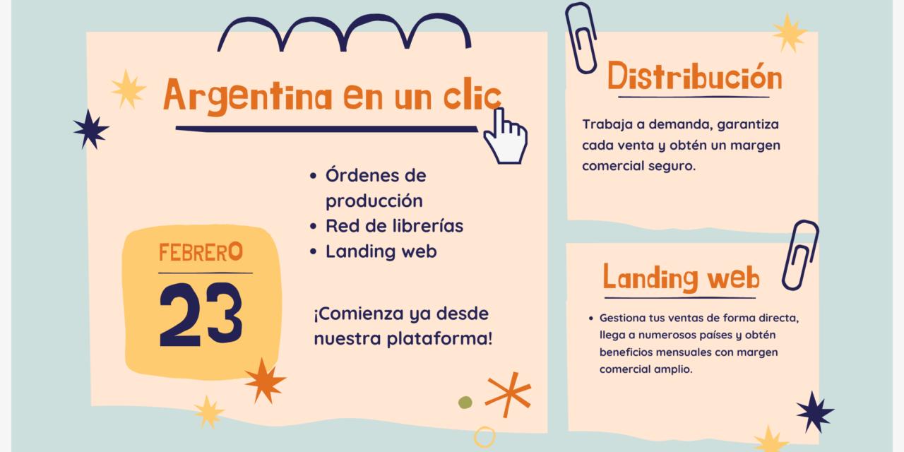 Argentina llega a nuestra plataforma de gestión de contenido editorial