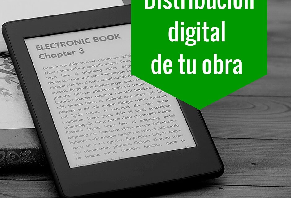 Distribución digital para tu obra con nuestro Pack Digital