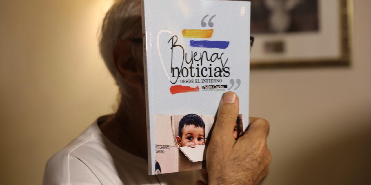 Quares ha colaborado con la Fundación El Pimpi y la Fundación Málaga en la publicación del libro 'Buenas noticias desde el infierno'
