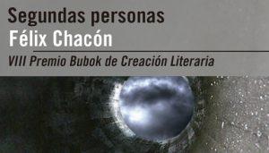 Segundas personas, VIII Premio Literario Bubok