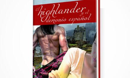 El éxito de Gema Gil: El highlander y el demonio español
