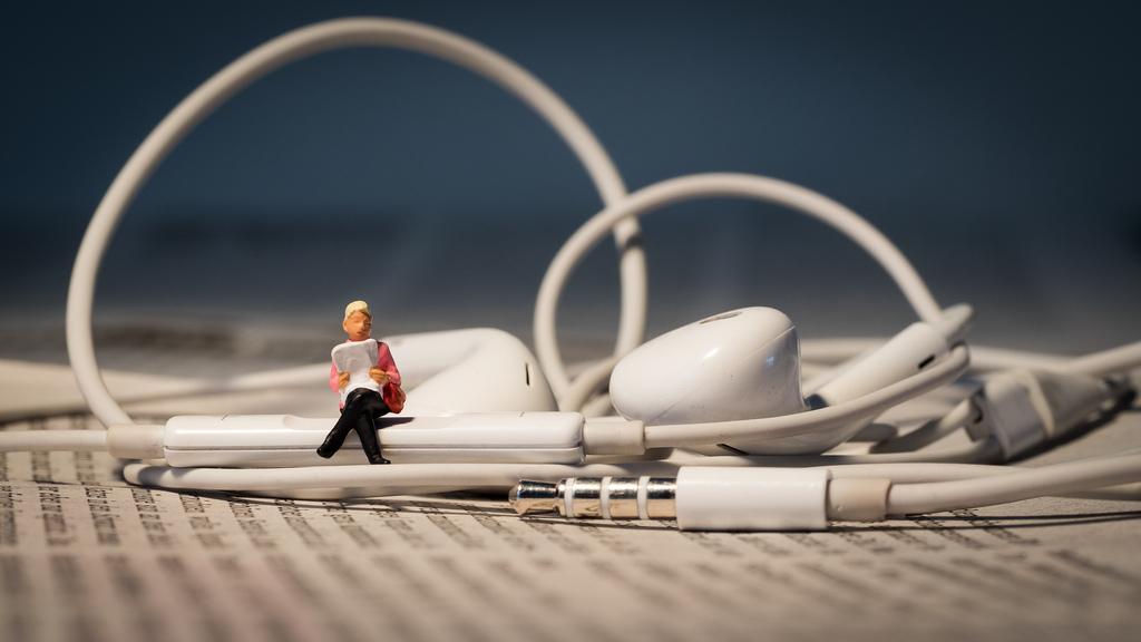 Convierte tu obra en un audiolibro