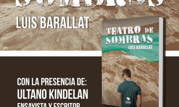 Teatro de sombras, de Luis Barallat, a la venta