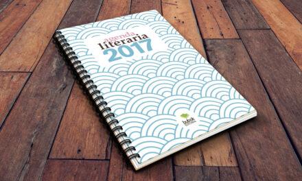 Agenda Literaria 2017, ¡ya en Bubok!