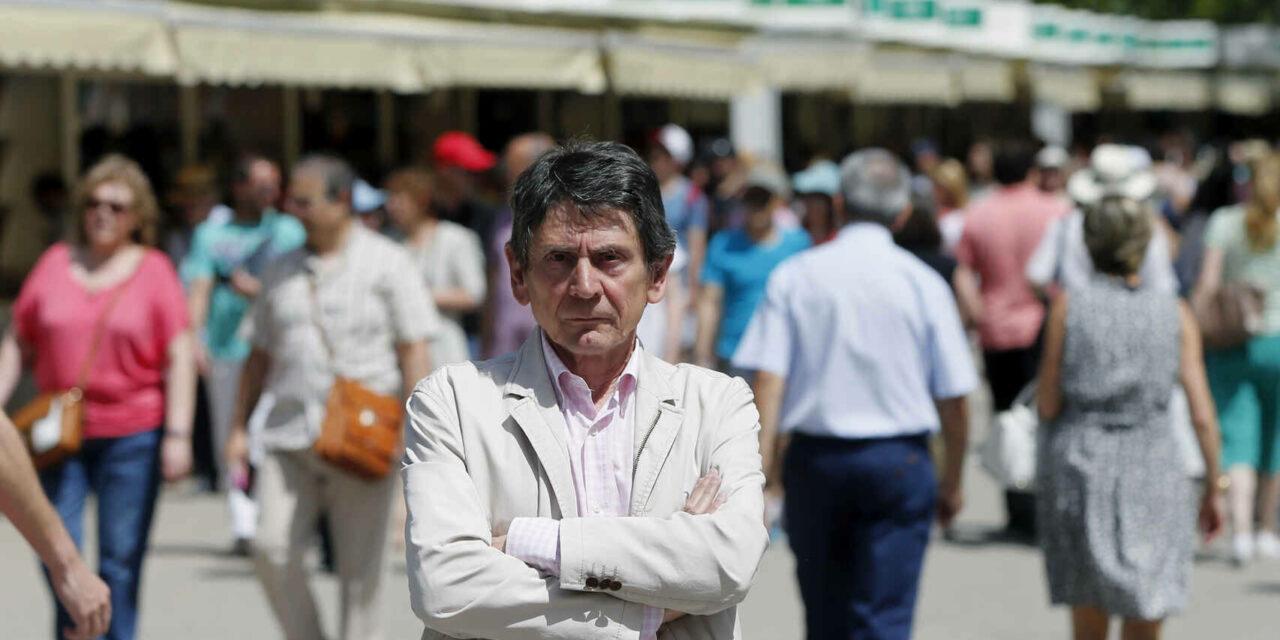 Fallece Teodoro Sacristán, impulsor de la Feria del Libro de Madrid
