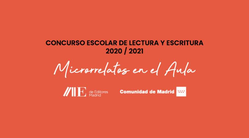 """Arranca la nueva edición del Concurso Escolar de Lectura y Escritura """"Microrrelatos en el Aula"""""""