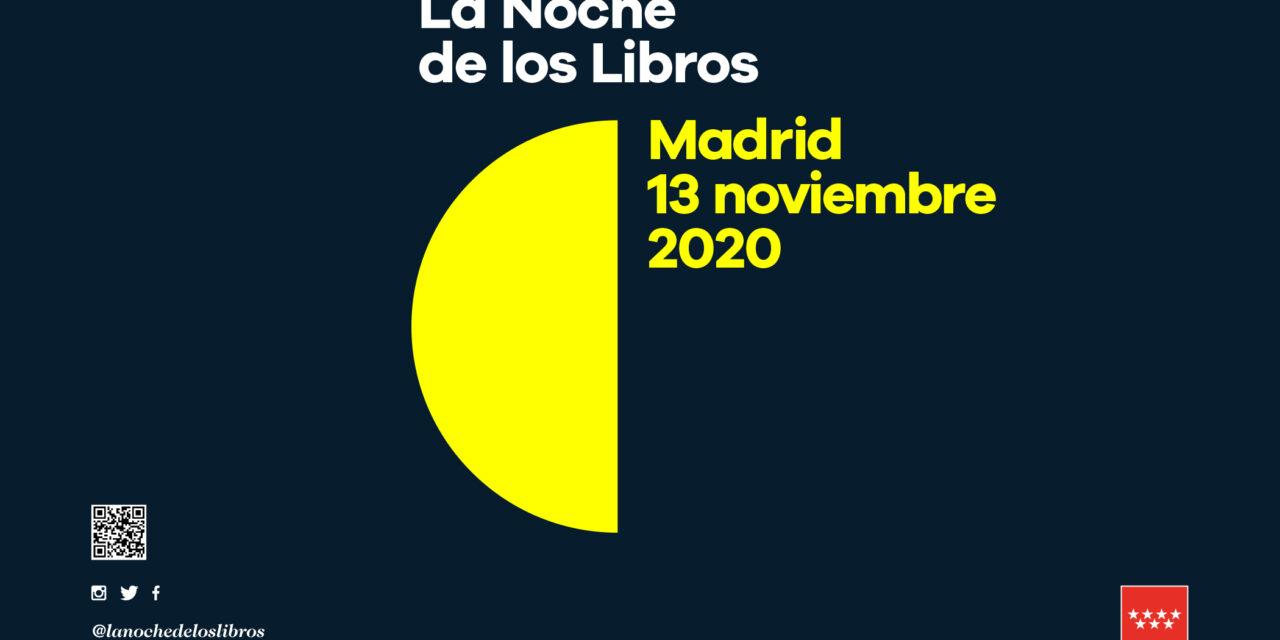 350 autores participarán en LA NOCHE DE LOS LIBROS, que protagoniza Benito Pérez Galdós