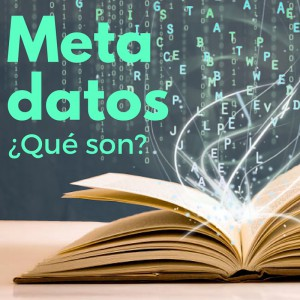 Tu libro necesita metadatos. ¿Los tiene?