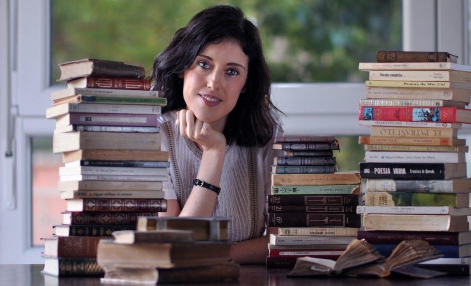 """Irene Vallejo, Premio Nacional de Ensayo por """"El infinito en un junco"""""""