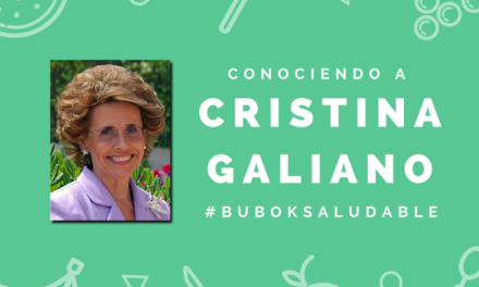 Ebooks Cristina Galiano: «Somos lo que comemos»