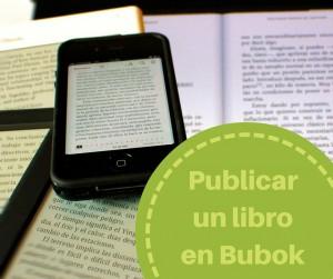 ¿Cómo publicar un libro en Bubok?