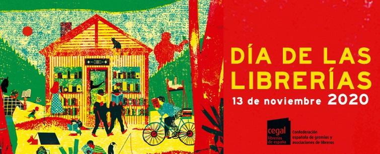 El día de las librerías se celebrará el 13 de noviembre