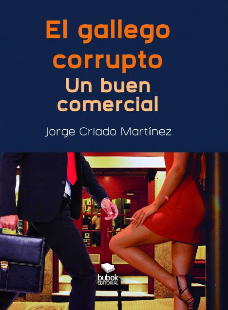 «El gallego corrupto» presenta su libro