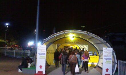 Juntada Bubok en la Feria Internacional del Libro de Buenos Aires 2012