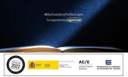España participa con un programa especial en la Feria del Libro de Frankfurt que arranca mañana