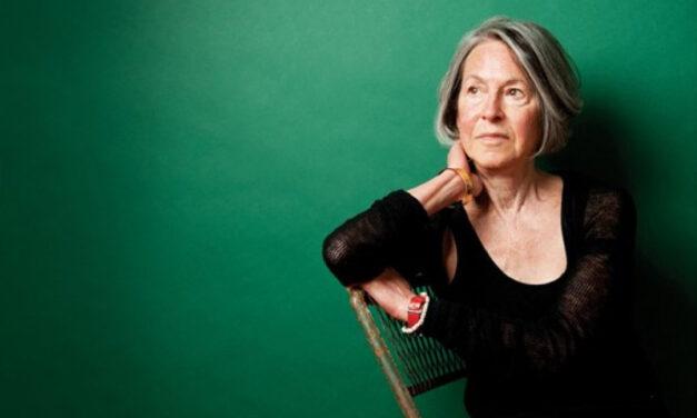 La poeta norteamericana Louise Glück, Premio Nobel de Literatura 2020