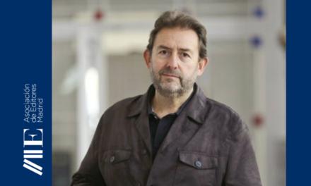 Javier López Yáñez, nuevo Secretario General de la Asociación de Editores de Madrid y de la Cámara del Libro de Madrid