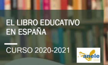 """El informe 'El libro educativo en España –2020-21"""" confirma la rápida respuesta de las editoriales ante los retos derivados de la pandemia"""