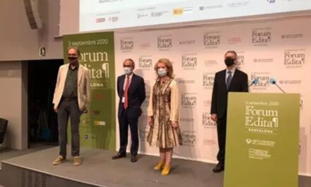 El compromiso institucional con una Mesa del Libro, la recuperación del sector y el papel de las librerías marcan el Forum Edita 2020