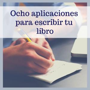 Ocho aplicaciones para escribir libros: aquí te las reseñamos