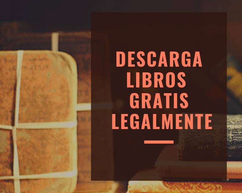 Dónde descargar libros gratis (o casi gratis) legalmente