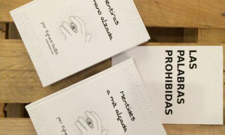 David Comuñas, autor de «Mentiras a mano alzada», visita nuestra librería