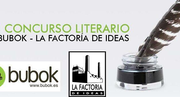 ¡Ya tenemos ganadores para el I Concurso Bubok – La Factoría de Ideas!