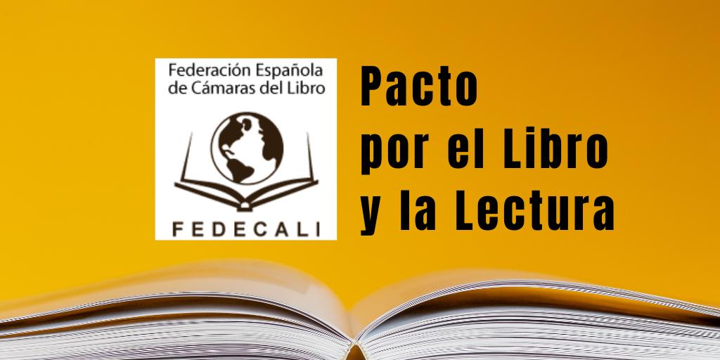El sector del libro pide un Pacto por el Libro y la Lectura