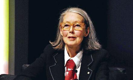 La poeta Anne Carson, Premio Princesa de Asturias de las Letras