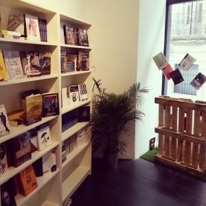 Inauguración librería Bubok