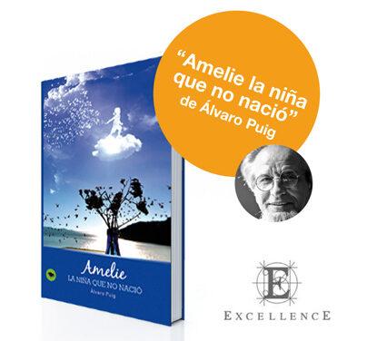 Presentación del libro «Amelie, la niña que no nació»