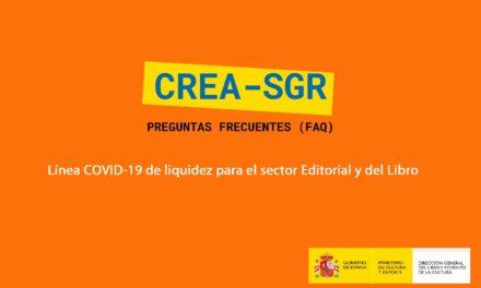 CIRCULAR Nº 26/20: LÍNEA DE LIQUIDEZ PARA EL SECTOR LIBRO CON AVAL DE CREA SGR