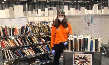 Los últimos días de la Biblioteca Resistiré
