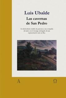 Presentación del libro «Las cavernas de San Pedro» de Luis Ubalde
