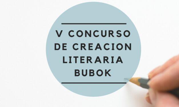 V Concurso de Creacion Literaria Bubok