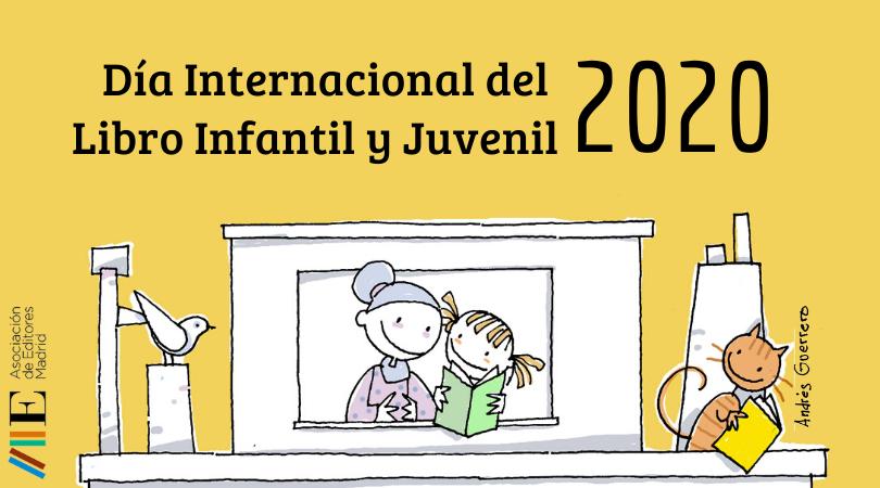 Un aplauso especial en el Día Internacional del Libro Infantil y Juvenil 2020