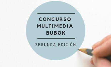 II edición del Concurso Literatura Multimedia Bubok