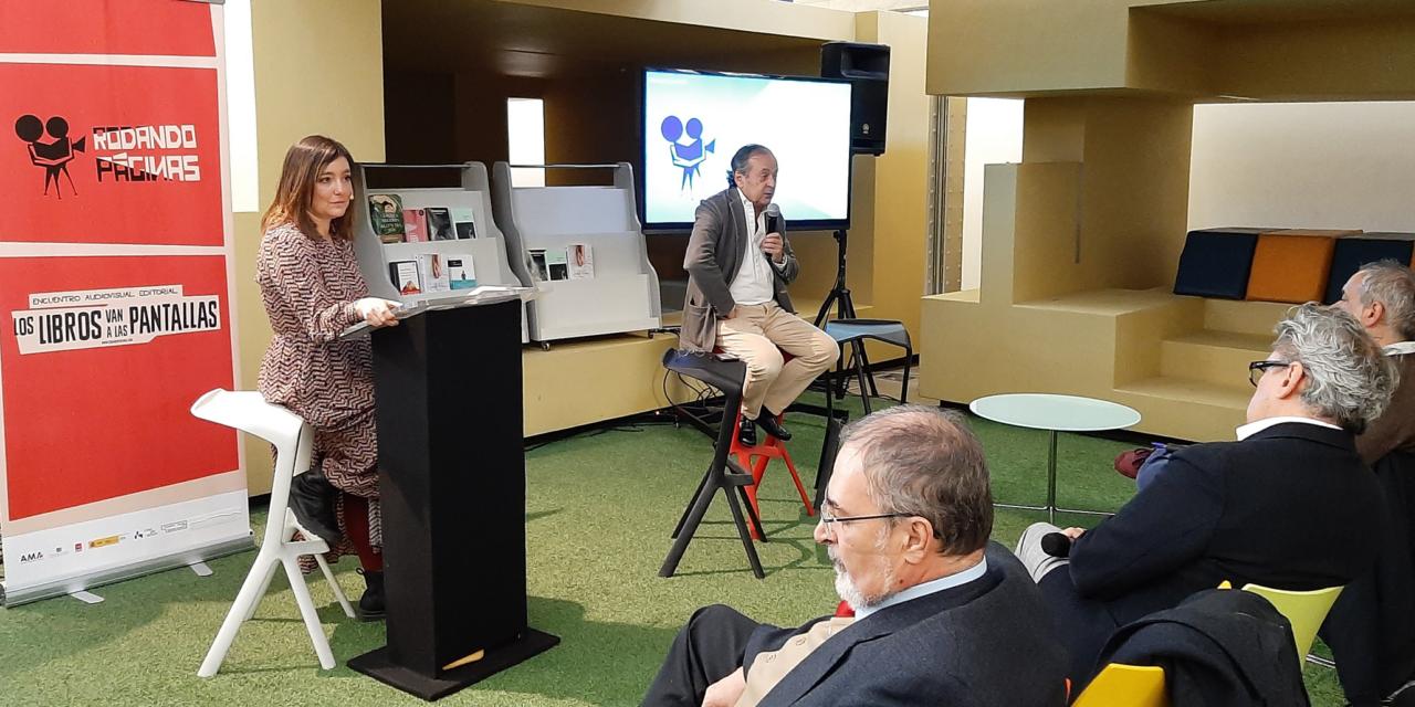 Literatura y Producción audiovisual se unen de nuevo en la tercera edición de Rodando Páginas