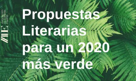 Propuestas literarias para un 2020 más verde