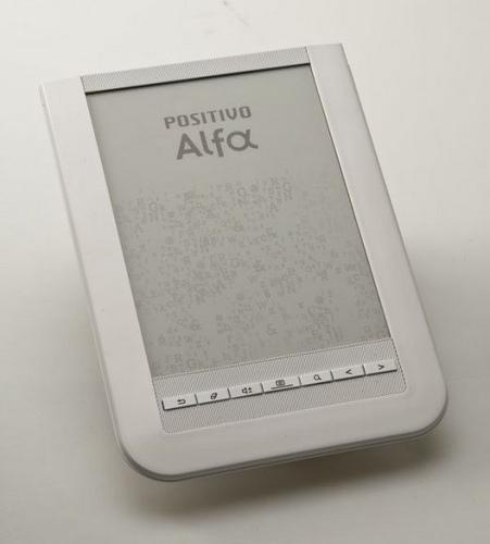 Llega a Brasil el primer eReader con pantalla SiPix