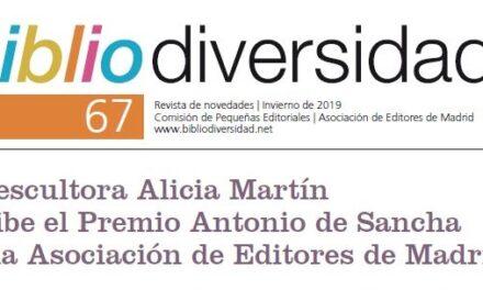 Ya está disponible el nuevo número de la revista Bibliodiversidad